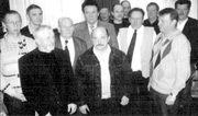 Die Mitglieder des Vorstandes und der Revisionskommision - gewählt 2004.